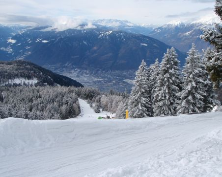 Wintersport and wellness in Merano