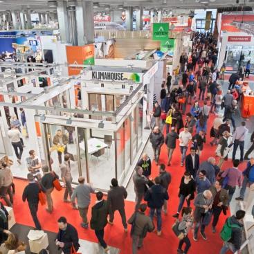 Klimahouse 2018 - Messe Bozen