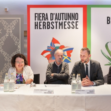 Herbstmesse 2019 - Messe Bozen - Meran