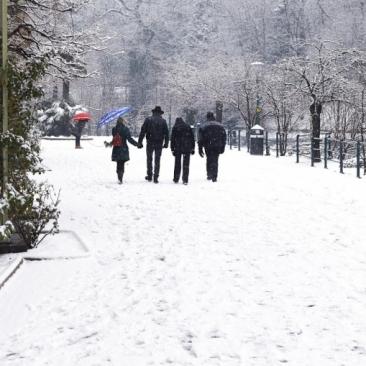 Schneevergnügen und Erholung  - Meran 2000
