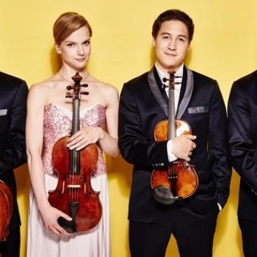 Schumann String Quartet - Schloss Katzenzungen