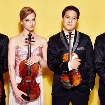 Schumann String Quartet - Castel Baslan