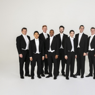 Chanticleer - An orchestra of voices / Merano