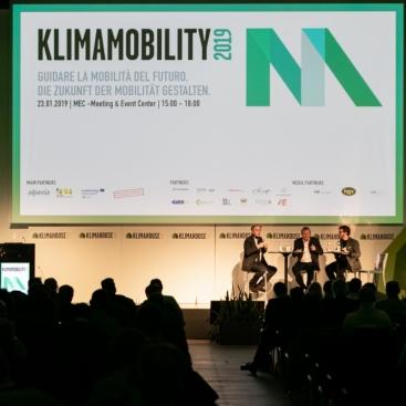 Klimamobility 2020 - Fair Bolzano - Merano