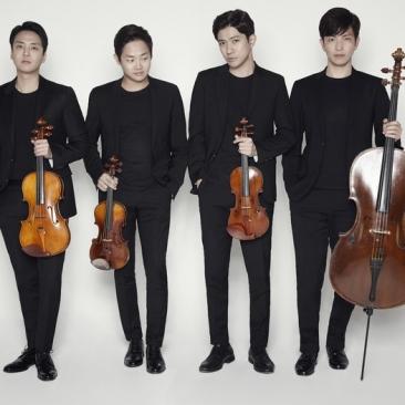 Novus String Quartet - Pavillon Kurhaus / Merano