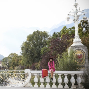 Dreams of Merano: nature, dinner and relax at spa Merano