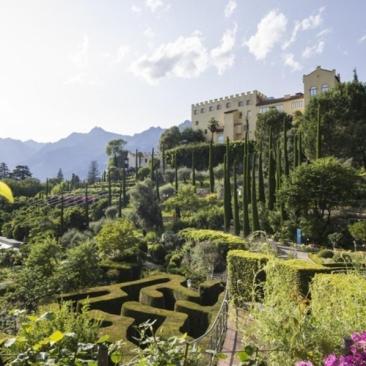 Pure recreation: Summerweek in Merano