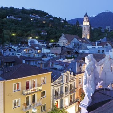 Merano in South Tyrol: A beautiful city