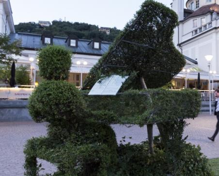 Ingrid Marsoner Klavier / Meran