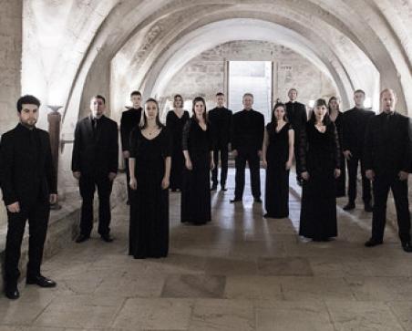 Tenebrae Choir London - Nigel Short / Meran