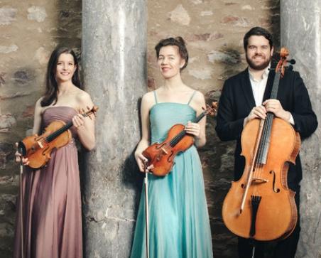 Aris Quartett - Schloss Baslan / Meran