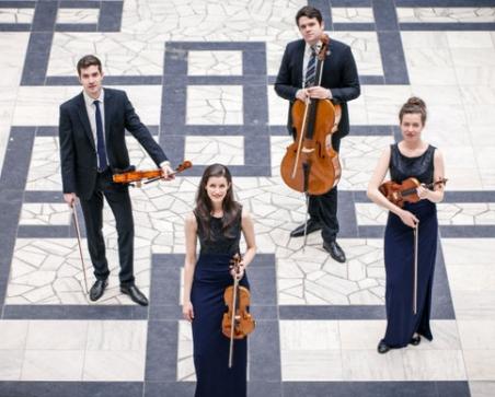Quartetto Aris - Castel Katzenzungen - Prissiano / Merano