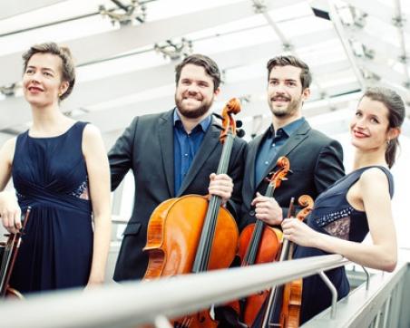 Aris Quartett - Pfarrkirche Partschins / Meran