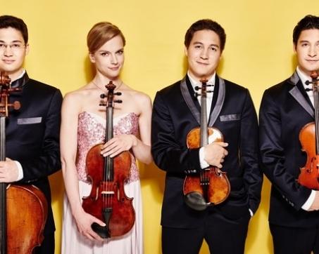Schumann String Quartet - Schloss Baslan