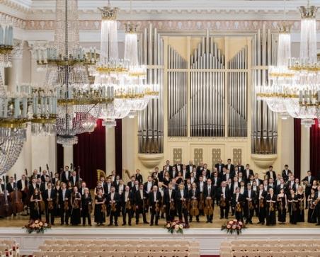 St. Petersburg Philharmonic Orchestra / Meran