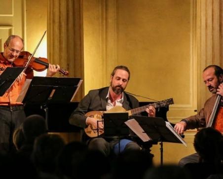 Musica Antiqua Latina - Giordano Antonelli / Meran