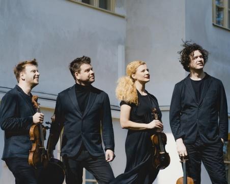 Pavel Haas Quartett / Meran