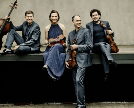 Krista Posch - Signum String Quartet / Merano