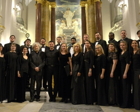 Chamber Choir of Europe / Meran