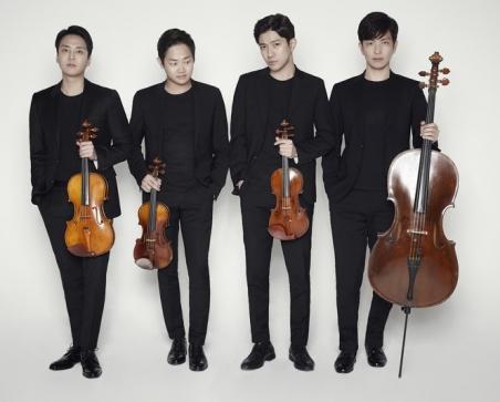 Novus String Quartet - Schloss Baslan/ Meran