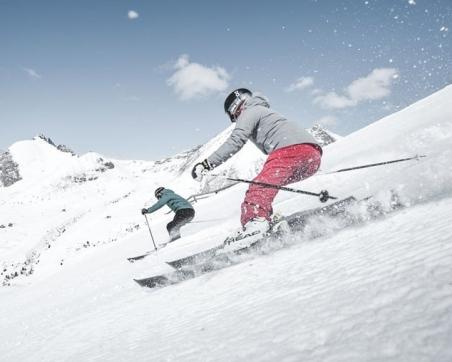 Wintersport and wellness in Merano